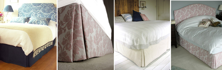 Bedcovers and Valences