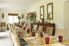 Monnington Court Dining Room