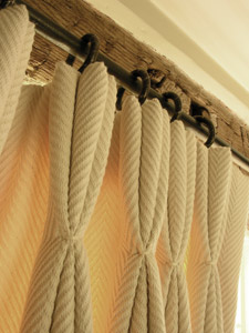 Cotton Plantation Herringbone Weave