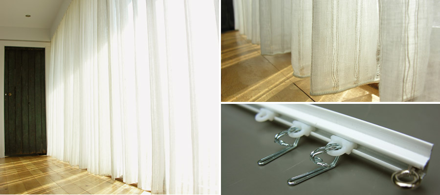 Sheers and Lightweight Curtains