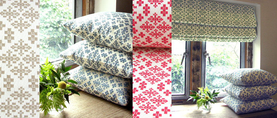Traditional Design Cotton Fabric for furnishing